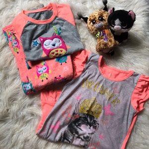 Set of 2 PJ jammies/pajamas